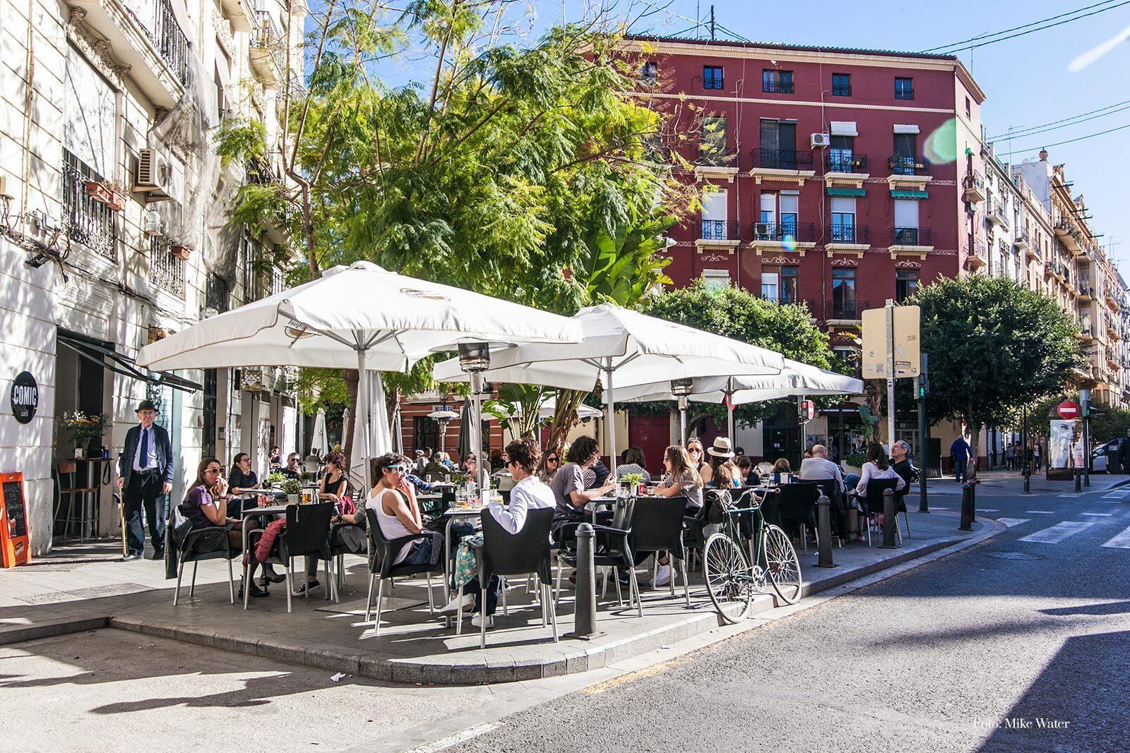 Ruzafa: En dag i Valencias bohemekvarter