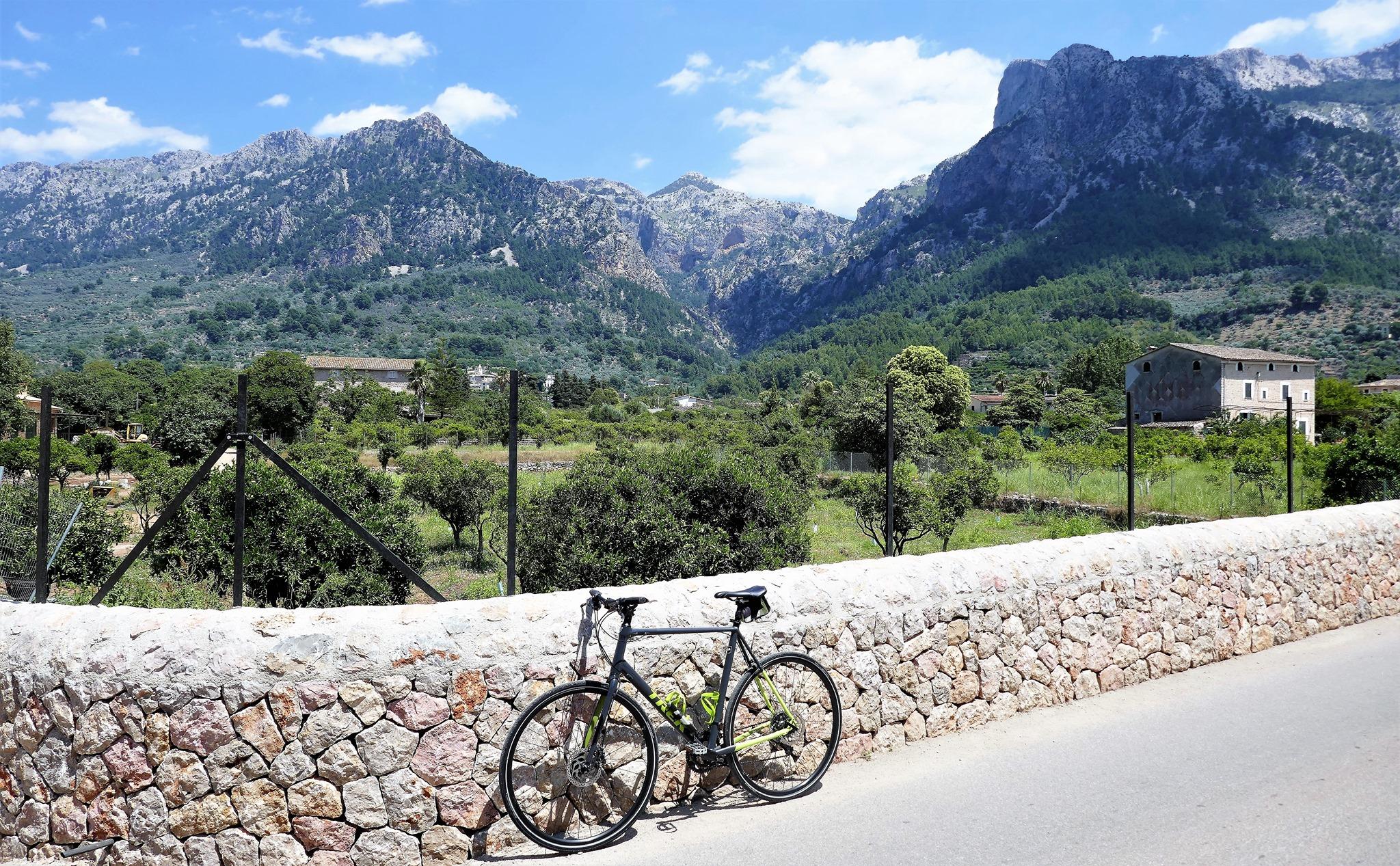 Sóller-dalen på Mallorca. Foto: Jan Staunsgaard